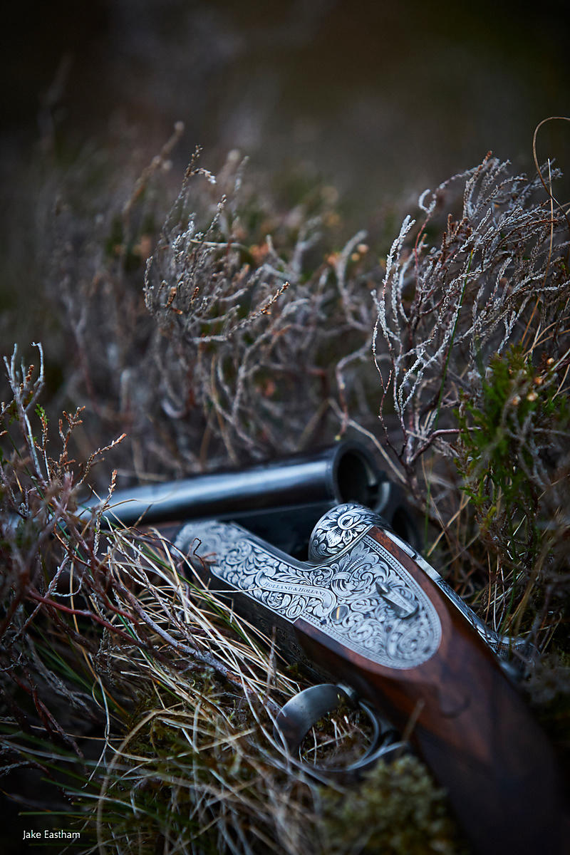 Holland & Holland, H&H, gun makers, rifle makers, Scotland, grouse, grouse shooting, driven grouse, shotguns