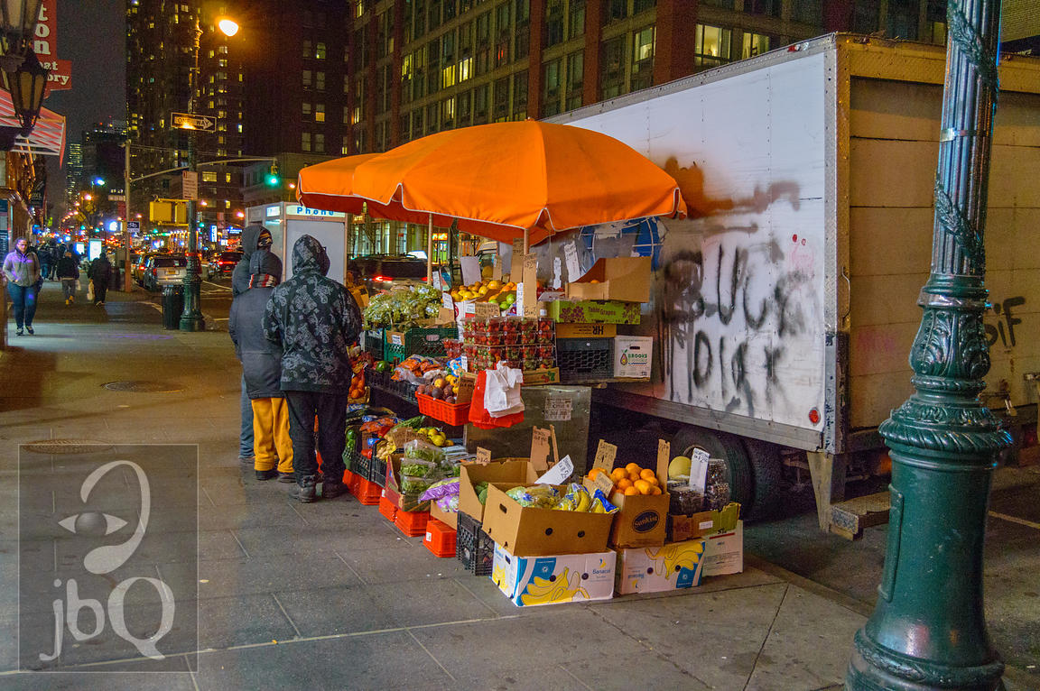 Food Stand - 6th Ave