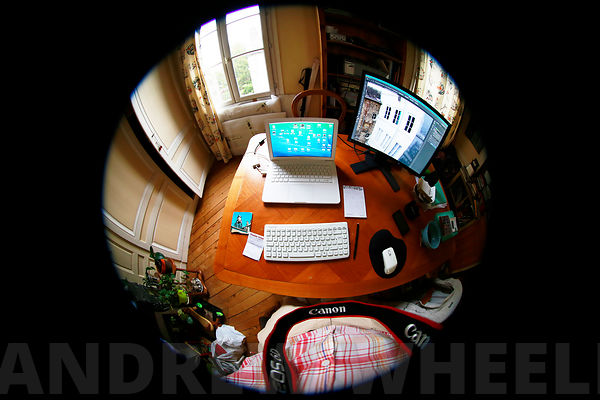My new fisheye lens! fisheye photos
