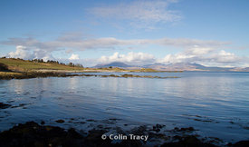 Towards Arran, Scotland, 2