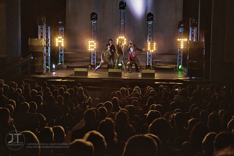 Home Free, Englert Theatre, October 6, 2014 photos