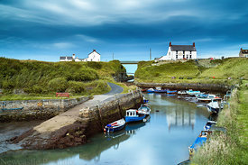 Seaton Sluice Harbour