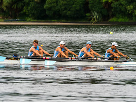 Taken during the National Championships 2018, Lake Karapiro, Cambridge, New Zealand; ©  Rob Bristow; Frame 0018 - Taken on: Tuesday - 13/02/2018-  at 07:56.08