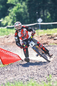 SHAUN PALMER FINAL MONT STE ANNE, QUEBEC, CANADA. GRUNDIG DOWNHILL WORLD CUP 1997