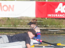 Taken during the NZSSRC - Maadi Cup 2017, Lake Karapiro, Cambridge, New Zealand; ©  Rob Bristow; Frame 2247 - Taken on: Saturday - 01/04/2017-  at 10:42.08