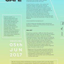 PhotoCafe Talk - Call Out - Deadline June 5th Pictures