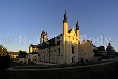 Abbey of Fontevraud pictures