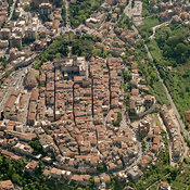 Monterotondo aerial photos