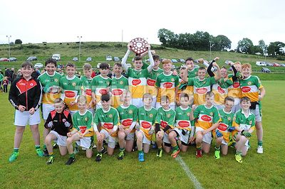 U14 League Final | Kildress v Cookstown | 040717 photos