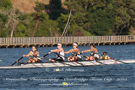 Taken during the Cambridge Town Cup 2015, Lake Karapiro, Cambridge, New Zealand; ©  Rob Bristow; Frame 0 - Taken on: Sunday - 25/01/2015-  at 08:31.54