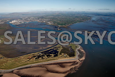 Barrow in Furness Aerial photographs