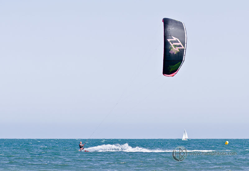 Spain - Santa Pola (Kitesurfing - Speed)