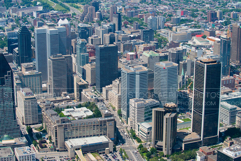 Montreal City Centre