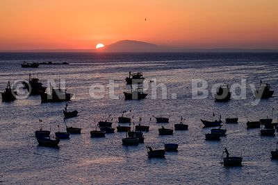 MUI NE, PORT DE PECHE//MUI NE, FISHING PORT