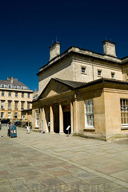 Fashion Museum, Assembly Rooms, Bath, Somerset, England.
