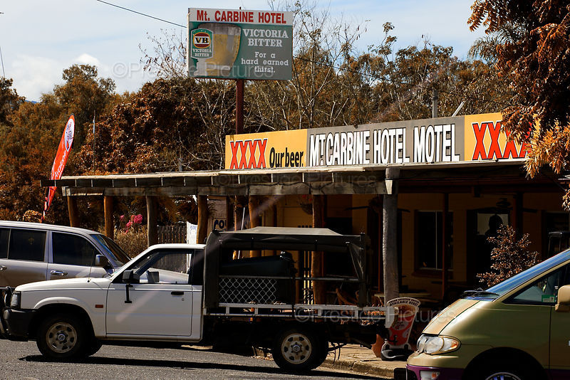 Mount Carbine Hotel Motel