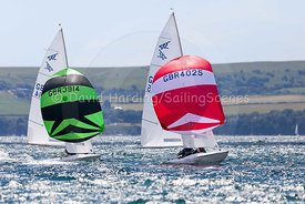Flying Fifteens GBR4025 and GBR3914, 20170603122