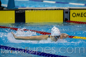 200m Butterfly Women Preliminaries. Ontario Junior International, Day 2, December 15, 2018