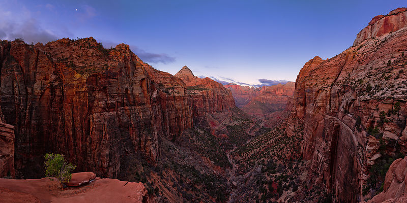 Zion's Twilight