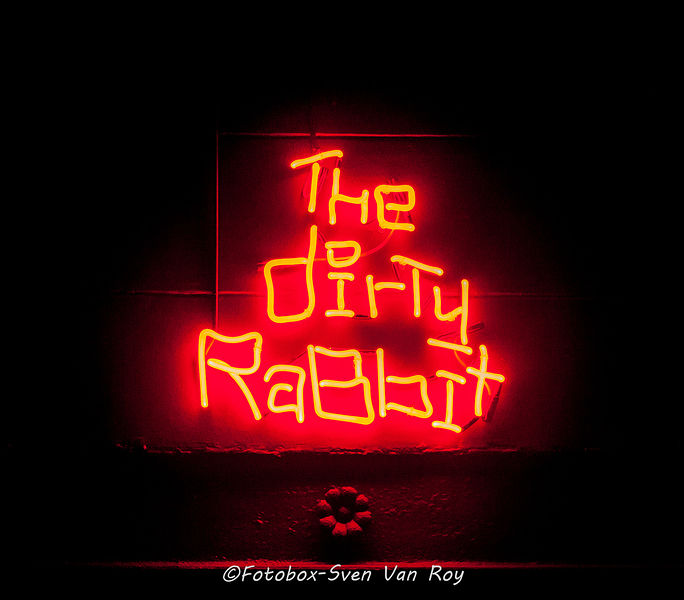 dirty rabbit opening