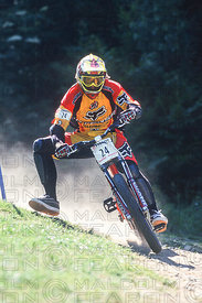 CHRIS KOVARIK MARIBOR, SLOVENIA. TISSOT MOUNTAIN BIKE WORLD CUP 2000