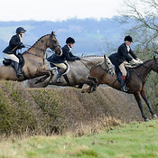 The Cottesmore Hunt at Ladywood Lodge 1/3 photos
