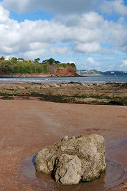 Goodrington Sands, Paignton, South Devon, England.
