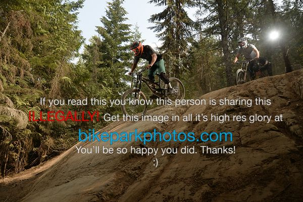 Thursday August 23rd Blueseum bike park photos