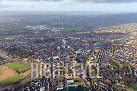 Aerial Photography In and Around Chesire, UK
