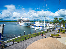 Damaurau Harbour, Nadi
