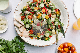 Greek Chicken Salad