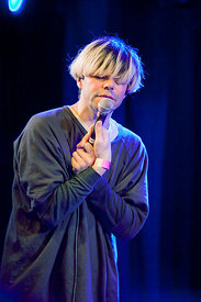 Tim Burgess in concert in Rome