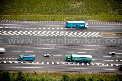 M6, Essington, Woverhampton, South Staffordshire