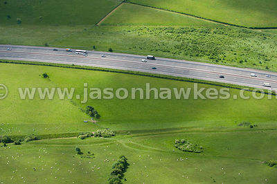 M40, Lewknor, Oxfordshire