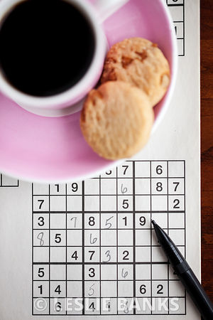 Coffee and Sudoku