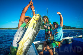 Fishing, Rarotonga, Cook Islands