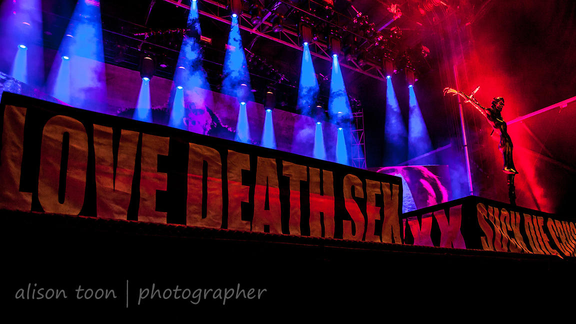Rob Zombie Aftershock 2014 photos