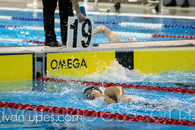 800m Freestyle Women Fast Heat. Ontario Junior International, Day 3, December 16, 2018