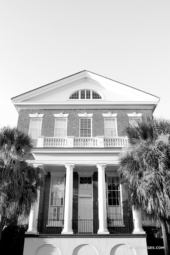 CHARLESTON BLACK AND WHITE