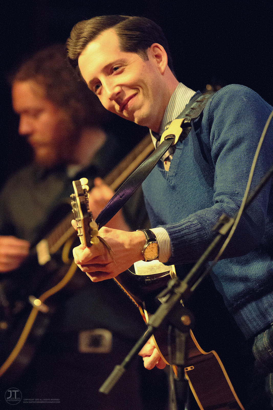 Hoopla - Pokey LaFarge, CSPS, November 23, 2014 photos