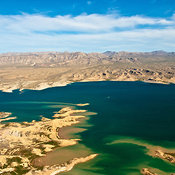 Lake Mead National Recreation Area aerial photos