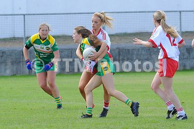 All Ireland Ladies IFC | Tyrone v Offaly | 290718 photos