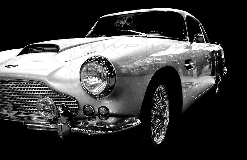 Aston Martin DB5 James Bond 1963