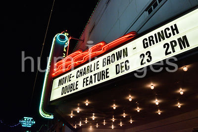 Palace Theater in Grapevine, Texas - Christmas movies