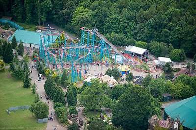 Alton Towers, Staffordshire