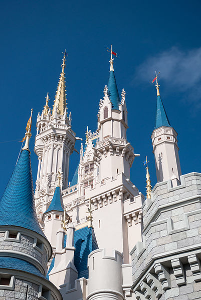 Disney-Cinderella-Castle-Side-Angle-1424