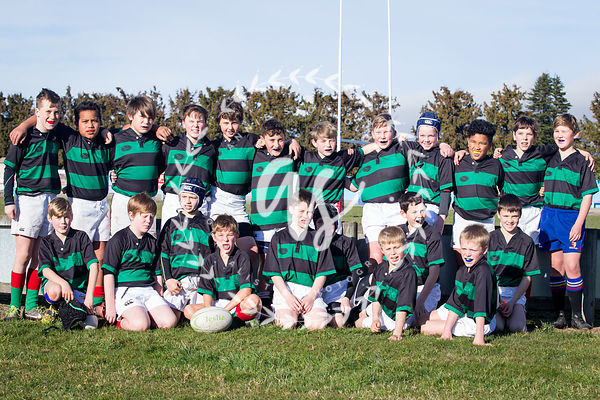South Canterbury Under 11 team  photos