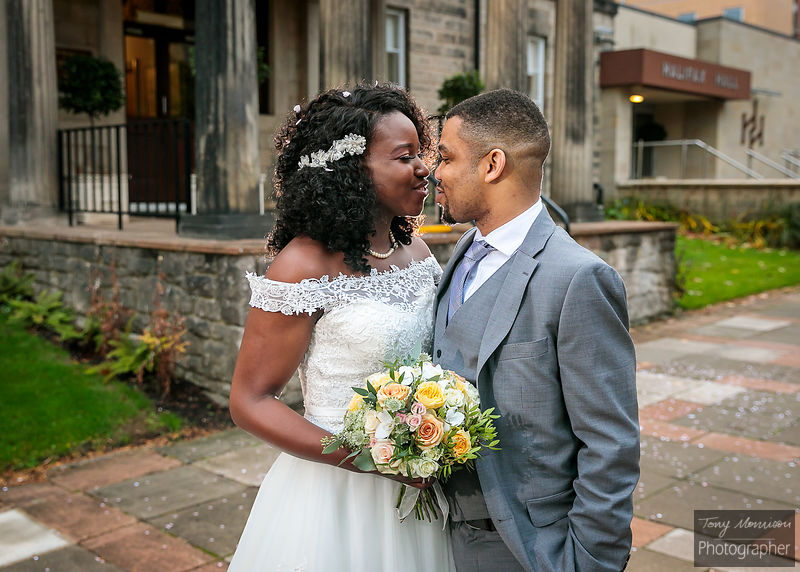 Dumebi & Phil - 4 photos
