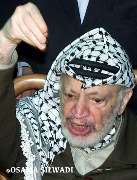 The Siege of President Yasser Arafat in Ramallah