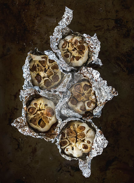 Oven-Roasted Garlic